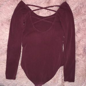 American Eagle Body Suit! 🌟 cotton collection